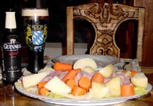 Corn Beef and Guinness