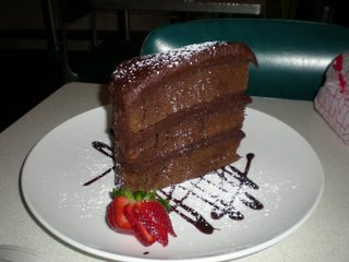 Market Cafe 10018 Chocolate Cake